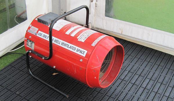 Wildcat Blow Heater