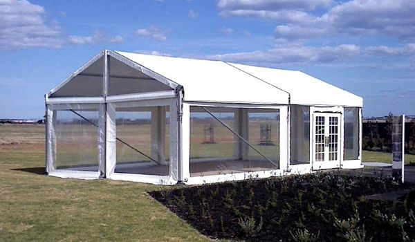 6m x 10m Clearspan Structure