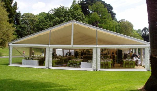15m Clearspan Structure – Royal Botanic Gardens