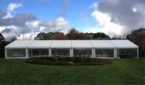 Clearspan Structure – 30m