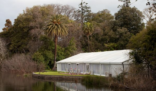 Clearspan Structure – 45m, Royal Botanic Gardens