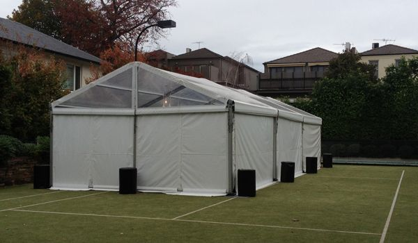 6m x 15m Clearspan Structure