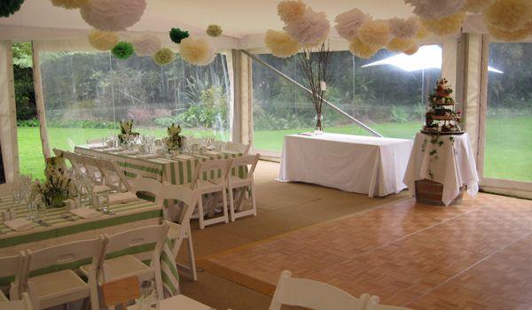Coir Carpet Tiles & Parquetry Dance Floor