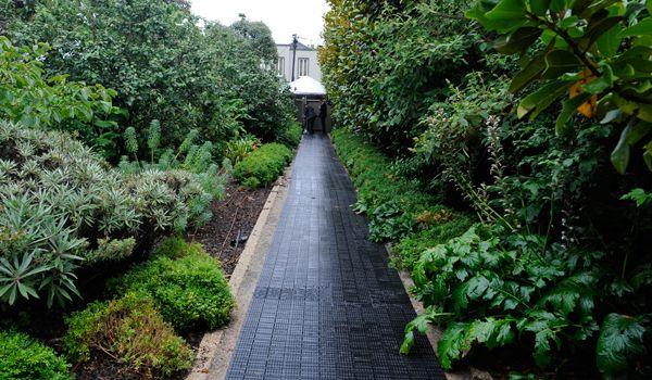 Black ProFloor Walkway