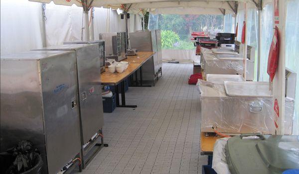 Grey ProFloor – Catering Marquee Flooring