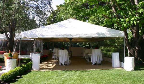 Frame Marquees – Joined as an L-Shape