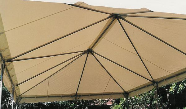 Frame Marquee Roof – Without a Liner