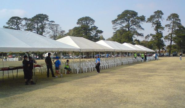Frame Marquees – Joined Together